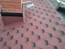 Katusematerjal - Katuseplaat Katrilli punane