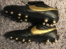 Nike Premier II FG - must/metall/kuld FG 45.5
