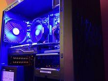 Arvuti Ryzen 5 2600 3.9GHz, Rx 580 8G
