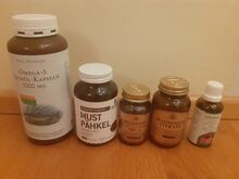 Erinevad vitamiinid 2