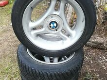 Bmw e39 valuveljed 17""