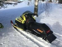 Mootorsaan Lynix 499cc 59kw