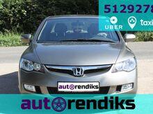 Honda Civic - hübriid, automaat, bensiin
