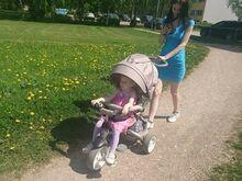 Sun Baby jalgratas Little Tiger