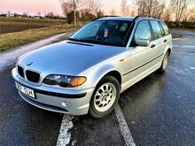 BMW 320 2,0 85kW FACELIFT diisel automaat