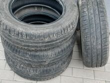 Goodyear Efficient Grip suverehvid