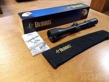 OPTIKA BURRIS EURO DIAMOND RIFLE SCOPE