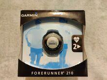 Garmin Forerunner 210 GPS pulsikell
