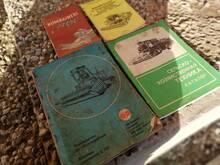 Nõukaaegsed kombaini raamatud