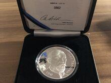 Jaan Tõnissoni 150  Hõbemünt
