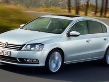 Anda rendile VW Passat 2012