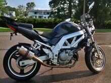 Suzuki SV 650 K5 V2 53kW