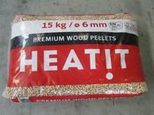 Küttegraanul - pellet Heatit Premium TASUTA VEDU