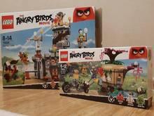 2 komplekti Angry Birds Legosid.