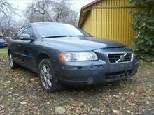 Volvo S60 07a.136kw diisel manuaal varuosad