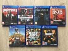 PS4 mängud