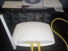 Wifi jagaja ruuter