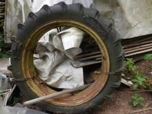 Traktori tagaratas,velg