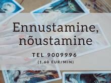 ENNUSTAMINE NÕUSTAMINE tel. 9009996