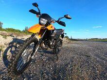 KSR-Moto TR50X
