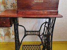 Singeri õmlusmasin