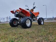 300cc quad, ARVEL!