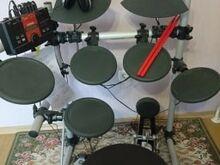 Elektrilised trummid Yamaha DTXPLORER