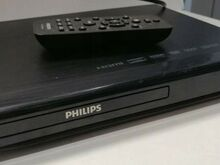 Philips USB DVD/CD/Mp3/DiVX mängija DVP2850