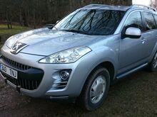 Müüa Peugeot 4007