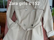 Zara girls k/s mantel. S 152.