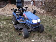 Traktor Iseki TXG23