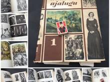 Raamat Eesti kunstiajaloost
