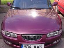 Müüa Mazda Xedos 6  metalli või varuosadeks