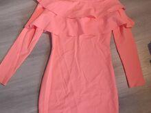 Uus roosa kleit