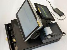 CompuCash kassasüsteem - kasutamata!