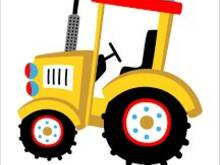 50 - 60 hj traktor