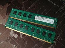 Arvuti ram 4GB Apacer (2x2GB) DDR3