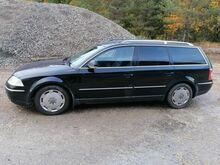 VW Passat b5.5 nelivedu varuosadeks.