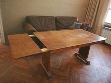 Vanaaegne pikendatav laud.