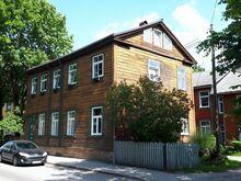 Korter Tartu Kesklinna ja Karlova linnaosa piiril!