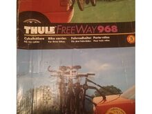 rattakinnitus autole Thule FreeWay 968, 3 rat