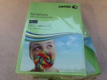 UUS! 2 x 500 A4 Xerox Symphony värviline koopiapab