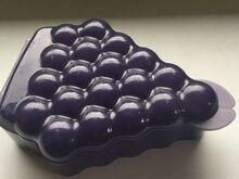 Tupperware viinamarjakobarakarp