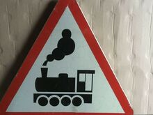 Vana liiklusmärk
