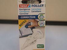 UUS! 5 x Tesa Roller Korrektuurlint EcoLogo 4,2mm