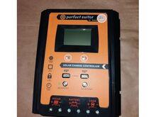 70A päikesepaneeli kontroller 12V/24V aku laadimis