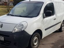 Renault Kangoo kaubik 2011.a. 72h kiiroksjon!