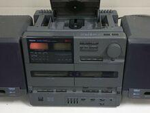 Yamaha muusikakeskus. Kasett. CD. Raadio