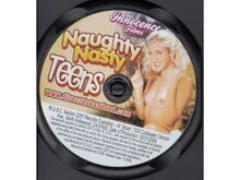 Naughty Nasty Teens UUS DVD Väga kiimas neiud