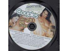 Couples Caught On Tape  UUS DVD sala filmitud paar